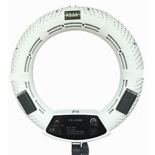 Yidoblo18'  White FS-480II 5500K  Bio-color Continuous Dimmable LED Ring Light