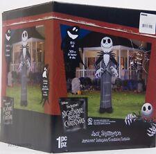 Disney The Nightmare Before Christmas 10 ft Jack Skellington Inflatable NIB