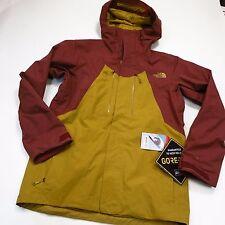 $350 North Face Men's NFZ Gore-Tex Jacket Medium Bronze NEW