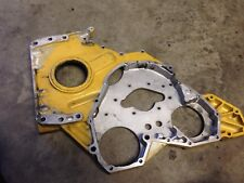 1998-2002 CATERPILLAR 3126 ENGINE FRONT COVER 1283883