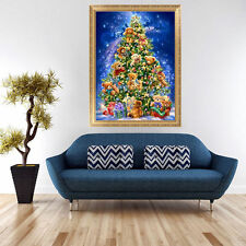 Christmas Tree 5D DIY Diamond Painting Embroidery Cross Stitch Home Decor Craft