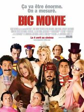 Affiche 120x160cm BIG MOVIE (EPIC MOVIE) 2007 Kal Penn, Campbell, Coolidge NEUVE