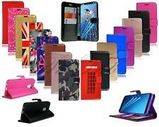 Per Motorola Moto G7 POWER PLAY NUOVO Plus In pelle portafoglio cellulare custodia + VETRO TEMP