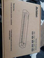 Avision Pandigital 1200dpi Mobiler Scanner USB Power