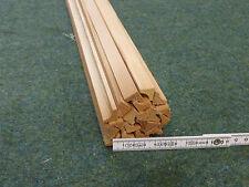 (F10)  48m Hohlkehlleiste Kiefer 14x14mm