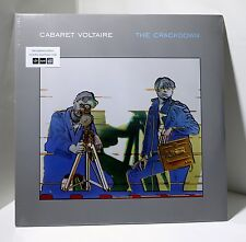 CABARET VOLTAIRE The Crackdown VINYL LP Sealed Mute 2013