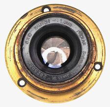 Bausch & Lomb Protar Series V 8x10 Brass Barrel Lens #2825558