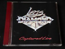 Legs Diamond - Captured Live RARE MUSIC FOR NATIONS CD 1992 MONTROSE WILD HORSES