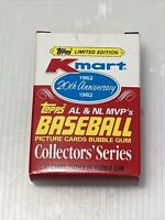 1982 Topps Kmart 20th Anniversary Limited Edition Full set of 44 cards
