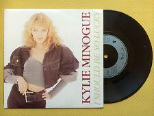 Kylie Minogue - I Should Be So Lucky, PWL Records PWL-8 Ex A1/B1 Press Single