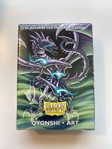 Dragon Shield Qyonshi Art Sleeves Small/Japanese Card Size (Yu-Gi-Oh) 60 Sleeves
