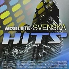"Various Artists - ""Absolute Svenska Hits"" - 2014 - Double CD"