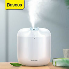Baseus Air Humidifier Air Diffuser With LED Light Humidifier Purifying For Home