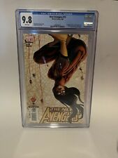 New Avengers 15 Cgc 9.8 White Pages Marvel Spider-woman Cover