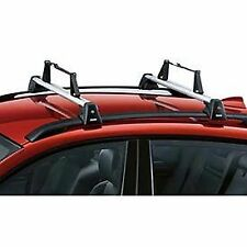 BMW OEM X6 E71 BASE ROOF RACK SUPPORT SYSTEM 2008 TO 2014  82710421041