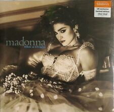 Madonna Like A Virgin chiaro VINILE LP ALBUM UK Sainsbury'S ESCLUSIVO NUOVO & Sealed