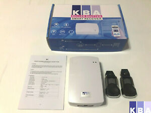 KBA Wifi Smart controller for shutters with 2 remotes - for Android and iOS