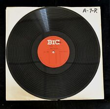 60's RADIO PRODUCTION SAMPLING MIX RECORD Memo from Mary The BIG Sound A-7 R
