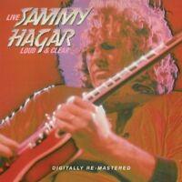 SAMMY HAGAR - LOUD & CLEAR  CD NEW!