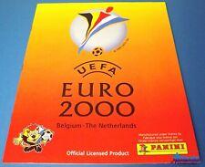 PANINI Euro 2000 Belgien & Niederlande 00 - Leeralbum NOT MINT