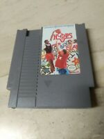 Hoops Nintendo Entertainment System NES