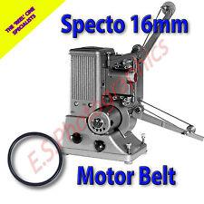 Specto proyector de cine de 16mm Motor Correa de transmisión (modelo como se muestra en la foto solamente)