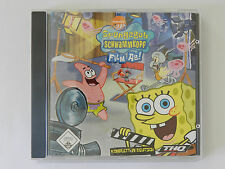 PC CD-ROM Spongebob Schwammkopf Film ab