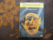"""DVD NATIONAL GEOGRAPHIC   """" Les Phéniciens""""   (2007)   Neuf"""