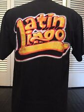 Vtg Cypress Hill Latin Lingo Tour Shirt Sz M/L Rap Hip Hop Death Row Wu NWA Weed