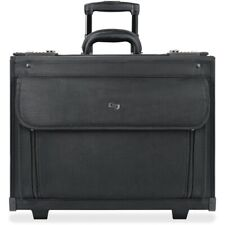Solo Classic Carrying Case (Roller) for 17 Notebook - Black