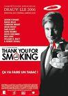 THANK YOU FOR SMOKING // DVD neuf