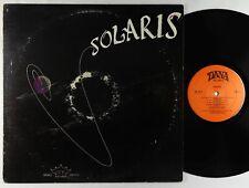 Solaris - S/T LP - Dana VG+