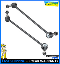 2 New Front Stabilizer Sway Bar End Links Kit Pair for Chevy Traverse Enclave