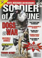 Soldier of Fortune Magazine Dogs of War Invisible Armies SWAT Raids POW 2013