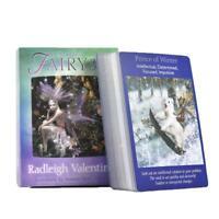 "Fairy Tarot Cards Deck"" By Doreen Virtue & Radleigh Valentine (Oracle Cards)"