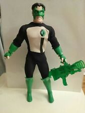GREEN LANTERN 12 INCH ACTION FIGURE HASBRO JLA DC COMICS PREOWNED 1998
