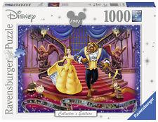 Ravensburger puzzle * 1000 t * Disney Collector's Edition * la bella y la Bestia