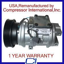 A//C Compressor Fits Acura CL 98-99 Honda Accord 98-02 L4 2.3L OEM 10PA17C 97361