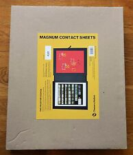 SIGNED JONAS BENDIKSEN MAGNUM CONTACT SHEETS LTD COLLECTOR'S ED 1/50 W/ PRINT