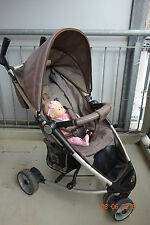 "Moon Fit Buggy 970089-331 - Buggy ""Fit"", Design ""mud"" Mocca"
