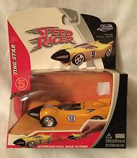 NEW JADA Speed Racer Collectible Vehicle Shooting Star 1:43 Scale
