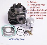 50cc 40mm  cylinder kit for Dinli Cobia 50 JP50  50cc 2T ATV youth ATV quads