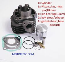 50cc 40mm  cylinder kit for Yamaha  Axis 50 JOG 50  2T AC