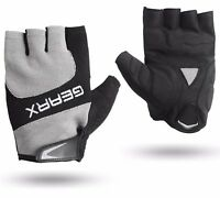 Cycle Cycling Gloves Mountain bike Mittens Half fingers