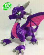 """12"""" Spyro Cynder Plush Doll Halloween Christmas Gift SPPL8003"""