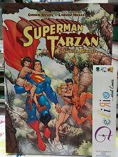 Superman, Tarzan: i figli della giungla