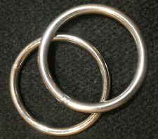 "O Ring - 2 1/2"" - Stainless Steel - Pack of 2 (F527)"