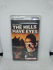 The Hills Have Eyes PSP UMD Movie WES CRAVENs BRAND NEW SEALED