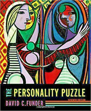 The Personality Puzzle 7th Edition by David C. Funder  ✅PDFebook