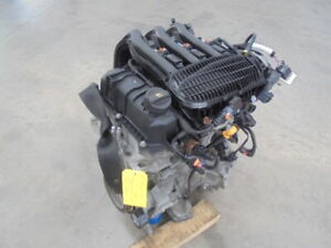 PEUGEOT 108 2014 Engine 1199cc  Petrol Man 5 Spd HM01: 42354